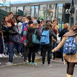 Ponte-Sondrio per una mattinata d'istruzione, bus carissimo