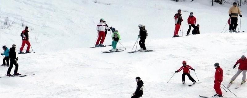 Ultime Notizie: Il direttore della skiarea felice: «Tremila sciatori in due giorni»
