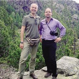 """Ufologi in visita in Valmalenco  Per le segnalazioni  arriva """"l'up"""""""