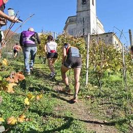 Valtellina Wine Trail da record: Desco e Cox a braccia alzate