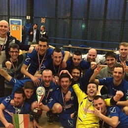 Coppa Lombardia al Valtellina Futsal: «Una liberazione»