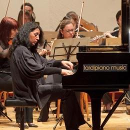 Tecnica e virtuosismo: al Festival di Morbegno c'è Sabrina Lanzi