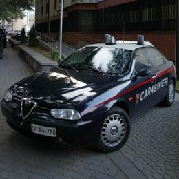 Furto in appartamento, un albanese denunciato