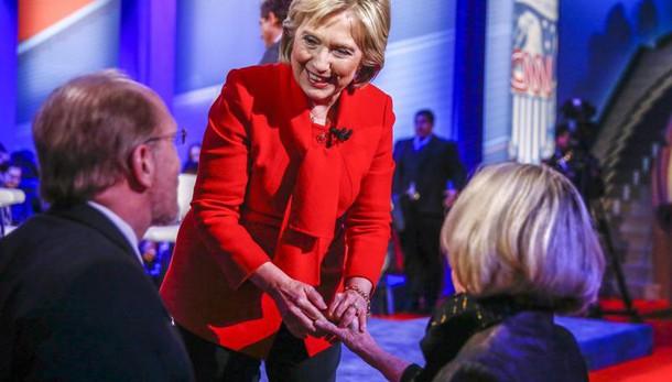 Hillary, io migliore scelta presidenZA
