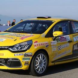 Rally Due Valli a Verona  Gilardoni cerca il tricolore