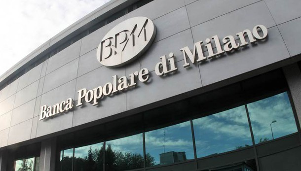 Banco Bpm: assemblea Milano,sì a fusione