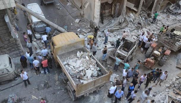 Aleppo, Usa-Gb valutano sanzioni a Mosca
