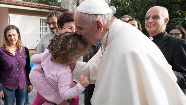 L'annuncio: Papa Francesco in visita a Genova