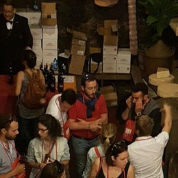 Morbegno in Cantina chiude col botto  «Un clima di festa e 18 mila presenze»