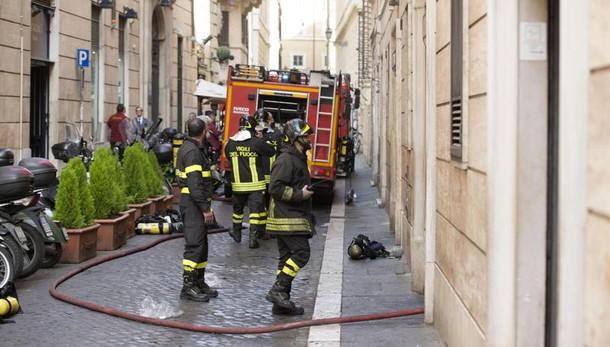 Roma, fuga di gas a Garbatella tre feriti in via Magnaghi
