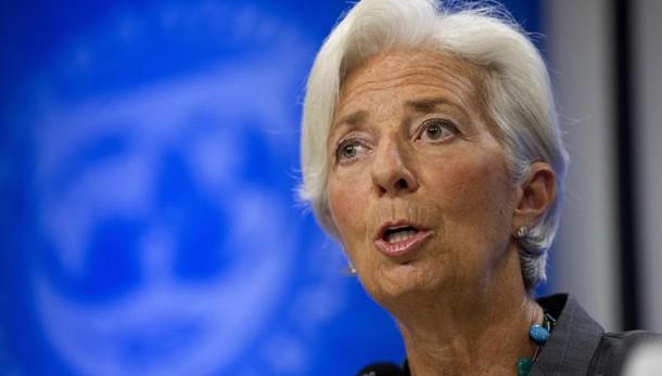 Fmi lima Pil Italia debito sale