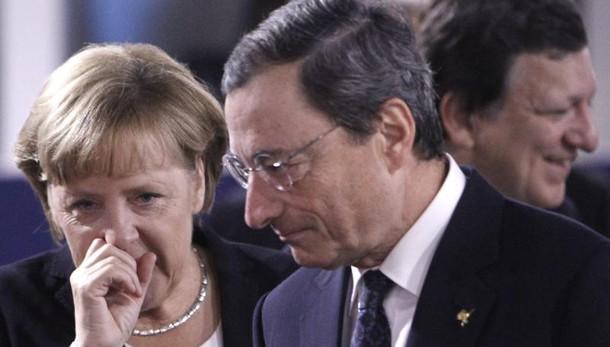 Bce: ripresa moderata e costante, ma rischi al ribasso