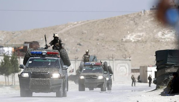 Afghanistan: quattro morti in un attentato nella base americana di Bagram