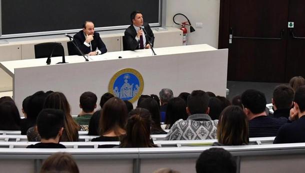 Renzi, chi vota No difende la casta