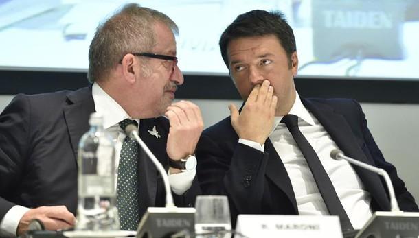 Renzi, giorno di gioia per risultato patto Lombardia