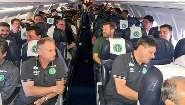 Tragedia in Colombia, cade aereo con la squadra del Chapecoense