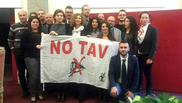 Tav, M5S propone uscita comune di Torino da Osservatorio