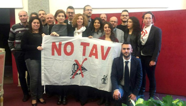 Torino, M5S: uscire da Osservatorio Tav