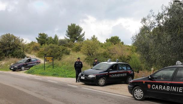 Trovato corpo semicarbonizzato di una donna a Borgo Mezzanone