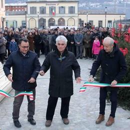 «Piazzale Bertacchi, la città ritrova un luogo d'incontro»