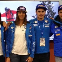Sci alpino, splendido podio per Elena Curtoni in Val d'Isère