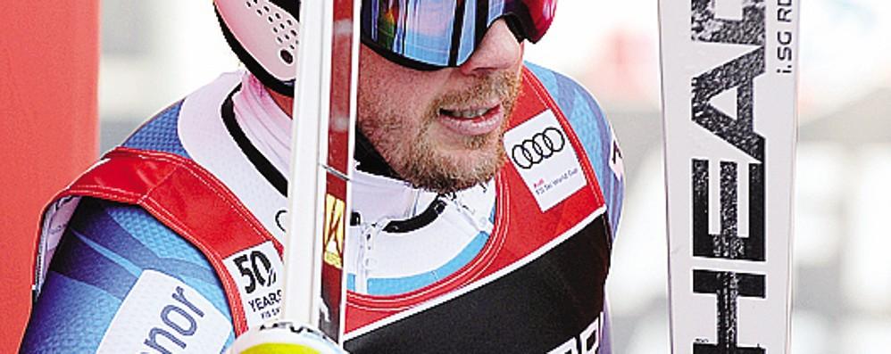 Jansrud domina la Compagnoni  Paris porta il tricolore sul podio