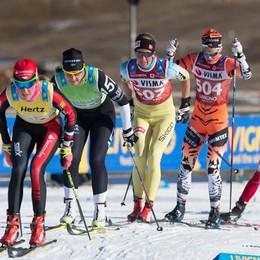Sci nordico, gli atleti del nord Europa dominano la Sgambeda