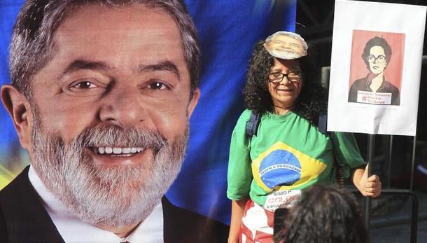 Lula giura come ministro: la rabbia del Brasile
