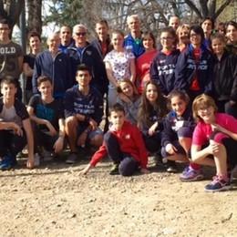 Gli sportivi della Valmalenco alla Stramilano
