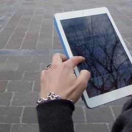 Internet, wi-fi gratuito in Bassa Valle