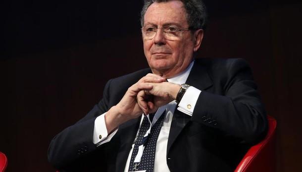 Intesa SP in condizioni eccellenti, ma deve rafforzarsi in Europa - Bazoli