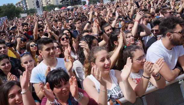 Luca Barbarossa a condurre il concertone a Piazza San Giovanni