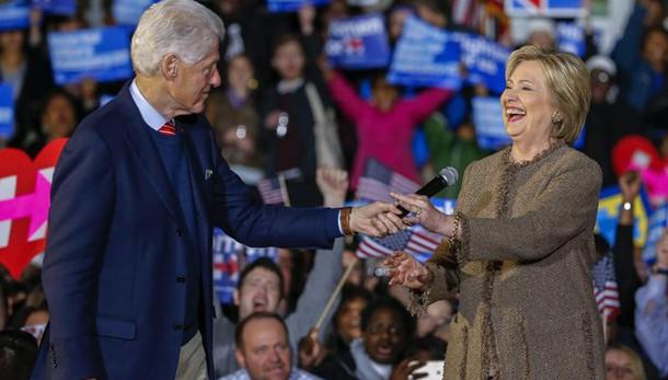 PRIMARIE USA 2016/ Democratici, a Hillary il Kentucky, a Sanders l Oregon