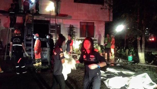 Chiang Rai, rogo in un colleggio morte almeno 17 studentesse