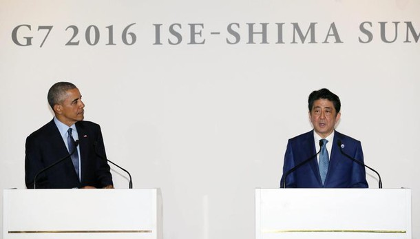 Oggi la visita di Barack Obama a Hiroshima