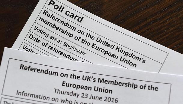 È Brexit, Gran Bretagna fuori dall'Unione europea: