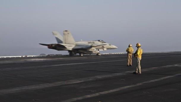 Isis, 250 miliziani uccisi in raid Usa eri vicino Falluja in Iraq