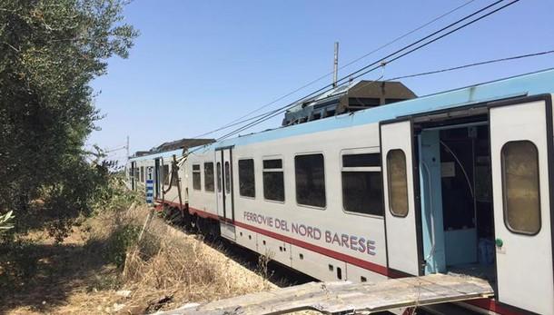 Scontro treni in Puglia, Delrio: