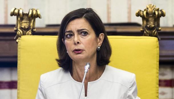 Inaugurata alla Camera la 'Sala delle donne' che hanno fatto la Repubblica