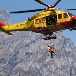 Escursionisti in difficoltà soccorsi in quota
