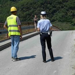 Ponte di Paniga di nuovo chiuso  Lavori urgenti per la sicurezza