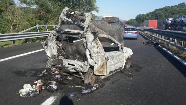 Mantova, incidente nella notte: quattro morti e un ferito grave