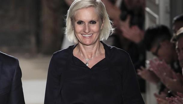 Dior: Maria Grazia Chiuri, ex di Valentino, nominata direttore creativo