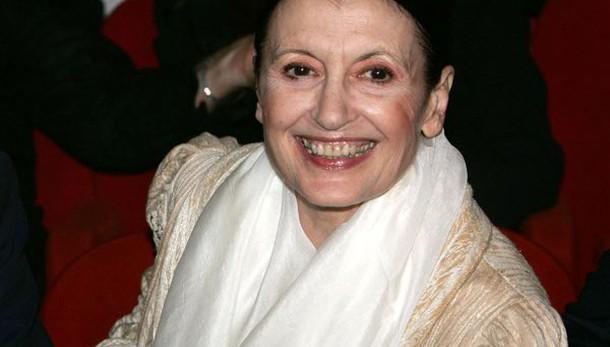 Buon compleanno Carla Fracci, 80 anni sulle punte