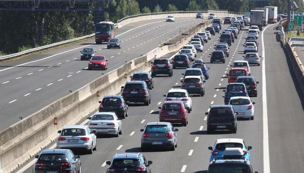 Controesodo, domenica da bollino rosso: traffico intenso