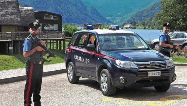 Ragazza gambizzata a Nicotera (VV): carabinieri indagano a 360°