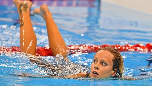 Rio, nuoto: la staffetta italiana 4x100 sl femminile è in finale