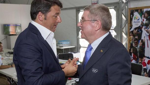 Renzi da Rio: Roma in pole position per i Giochi del 2024