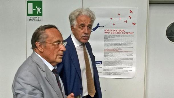 Fondi Marche, assolto Spacca
