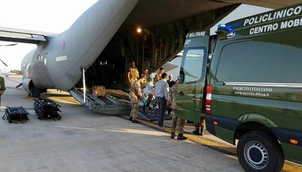 Libia:Gentiloni,ospedale italiano protetto da militari